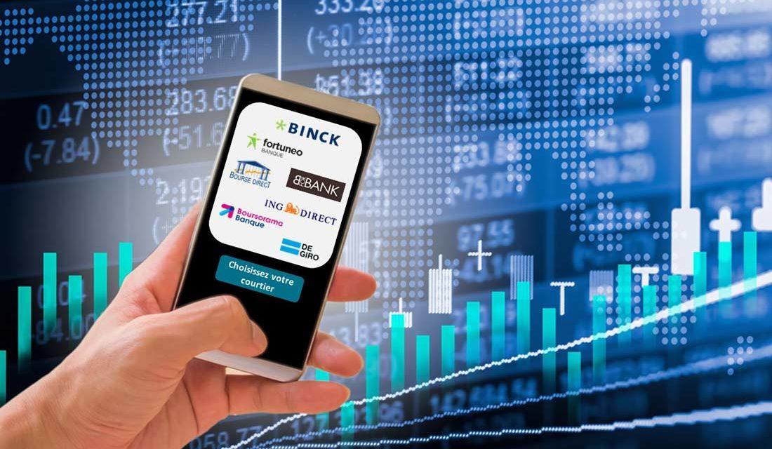 Quels produits boursiers les banques en ligne proposent-elles?